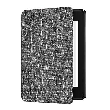 Ayotu Estuche Fabric para Kindle Paperwhite 2018-Smart Cover liviano con activación/suspensión automática - Se Adapta a la Nueva Funda Kindle ...