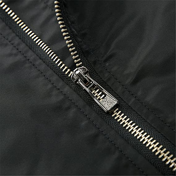 Amazon.com: Catwomanfun Bomber Jacket Men Plus Size Jacket For Men Military Jacket Men Mens SpringJackets and Coats Male New Customize Your Logo.