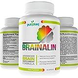 Vitaminas Para El Cerebro Memoria Y Concentracion - Suplemento Natural - Mejore Su Memoria Y Concentracion