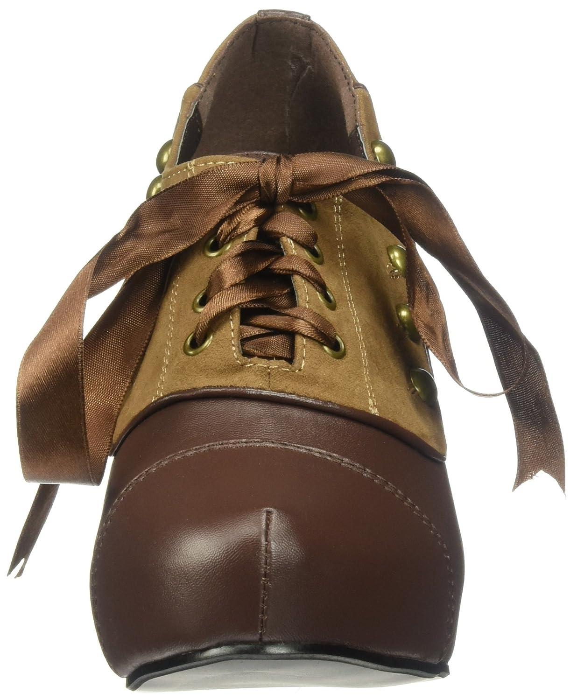 Ellie Shoes Women's 414 Steam Boot B00WDUUDGQ 9 B(M) US|Tan