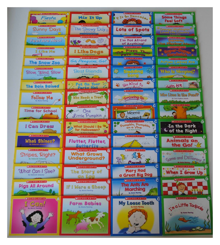 LOT 60 Books Leveled Easy Readers Beginning Reading Preschool Kindergarten by Unknown