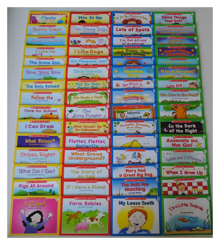 LOT 60 Books Leveled Easy Readers Beginning Reading Preschool Kindergarten