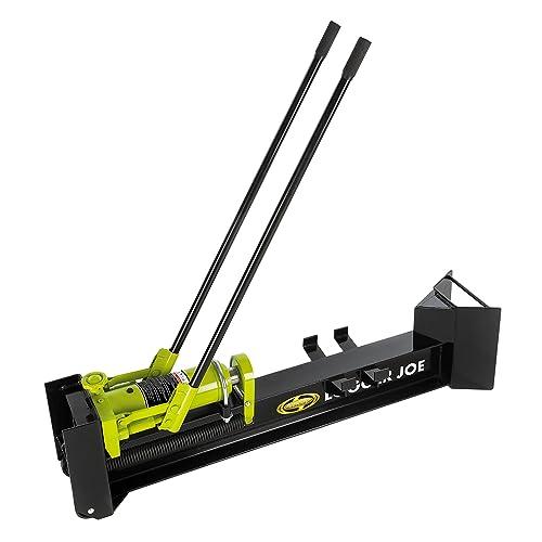Who Should Choose Sun Joe LJ10M Logger Joe 10 Ton - Hydraulic Log Splitter?