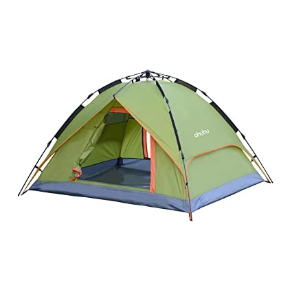 Ohuhu Instant Dome Tent | Easy Set Up 3 Person Tent with Waterproofing and UV  sc 1 st  Amazon.com & Amazon.com : Ohuhu Instant Dome Tent | Easy Set Up 3 Person Tent ...