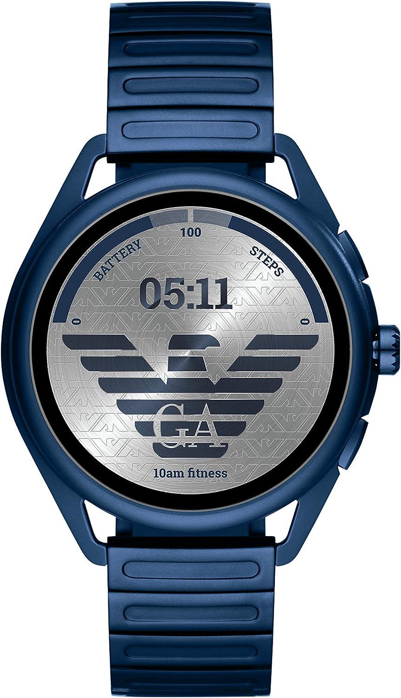 Smartwatch Emporio Armani Matteo Gen 5 Blue ART5028