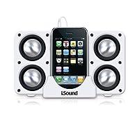 Caixa de Som iSound 4x Portable Speaker System