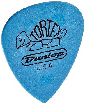 12 x Blue 1.00mm Jim Dunlop Players Pack Tortex Standard Guitar Picks Plectrums
