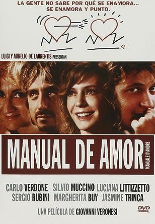 Amazon Com Manual De Amor Manuale D Amore Ntsc Region 1 4