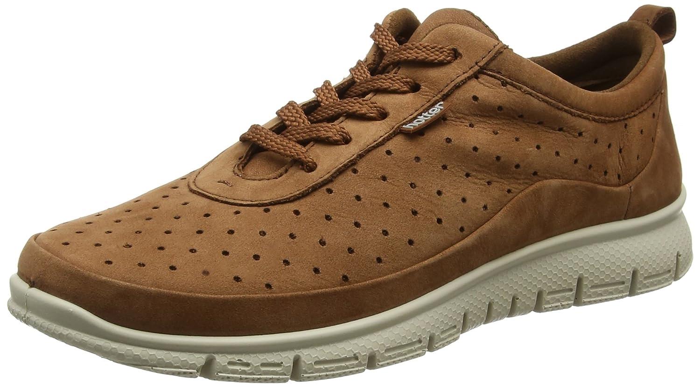 Hotter Gravity, Zapatos de Cordones Oxford para Mujer 38 EU Marrón (Tan 052)