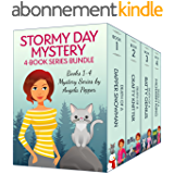 Stormy Day Mysteries: Cozy Murder Mystery Series Bundle of Books 1-4 (English Edition)