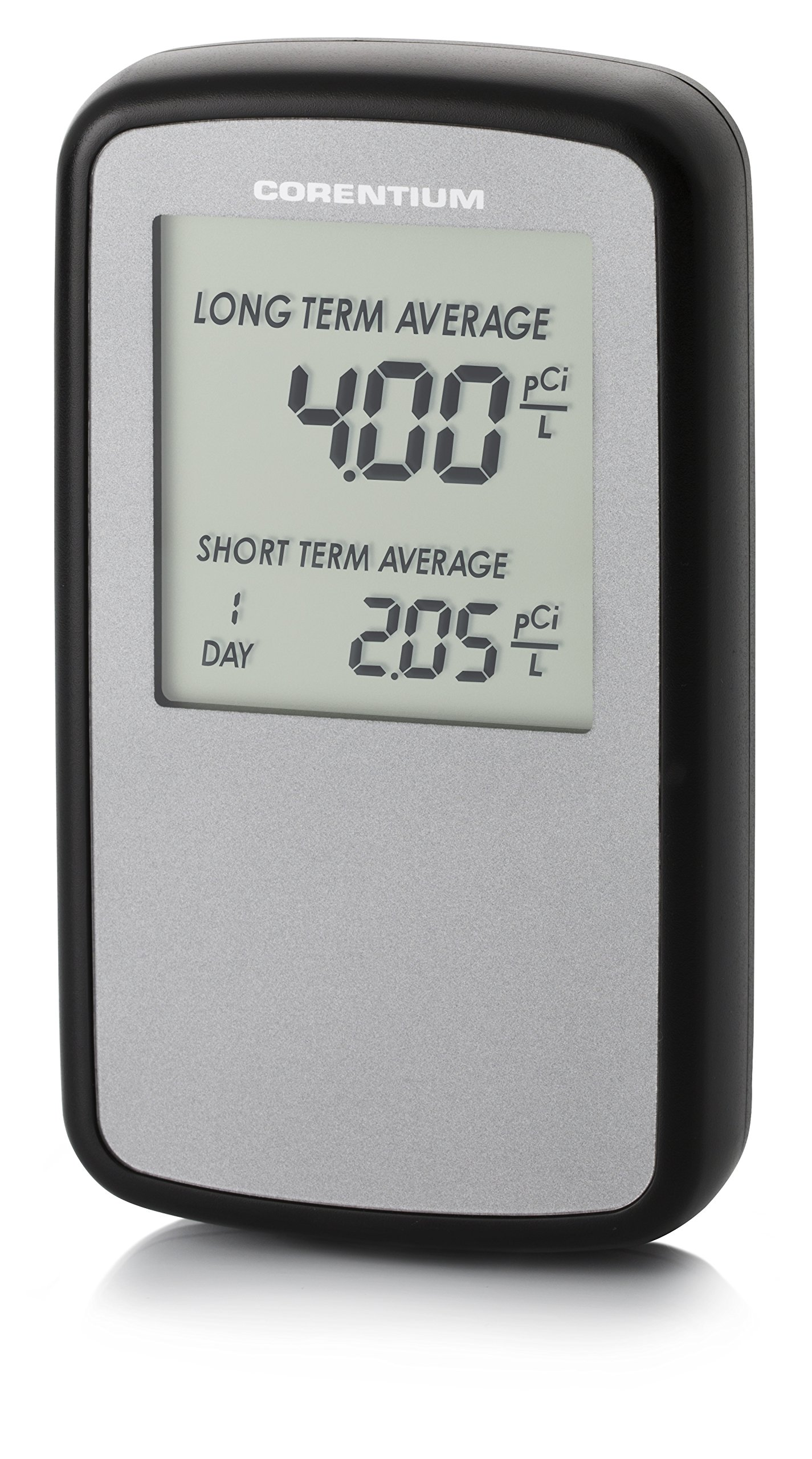 Corentium Home Radon Detector by Airthings 223 Portable, Lightweight, Easy-to-Use, (3) AAA Battery Operated, USA Version, pCi/L
