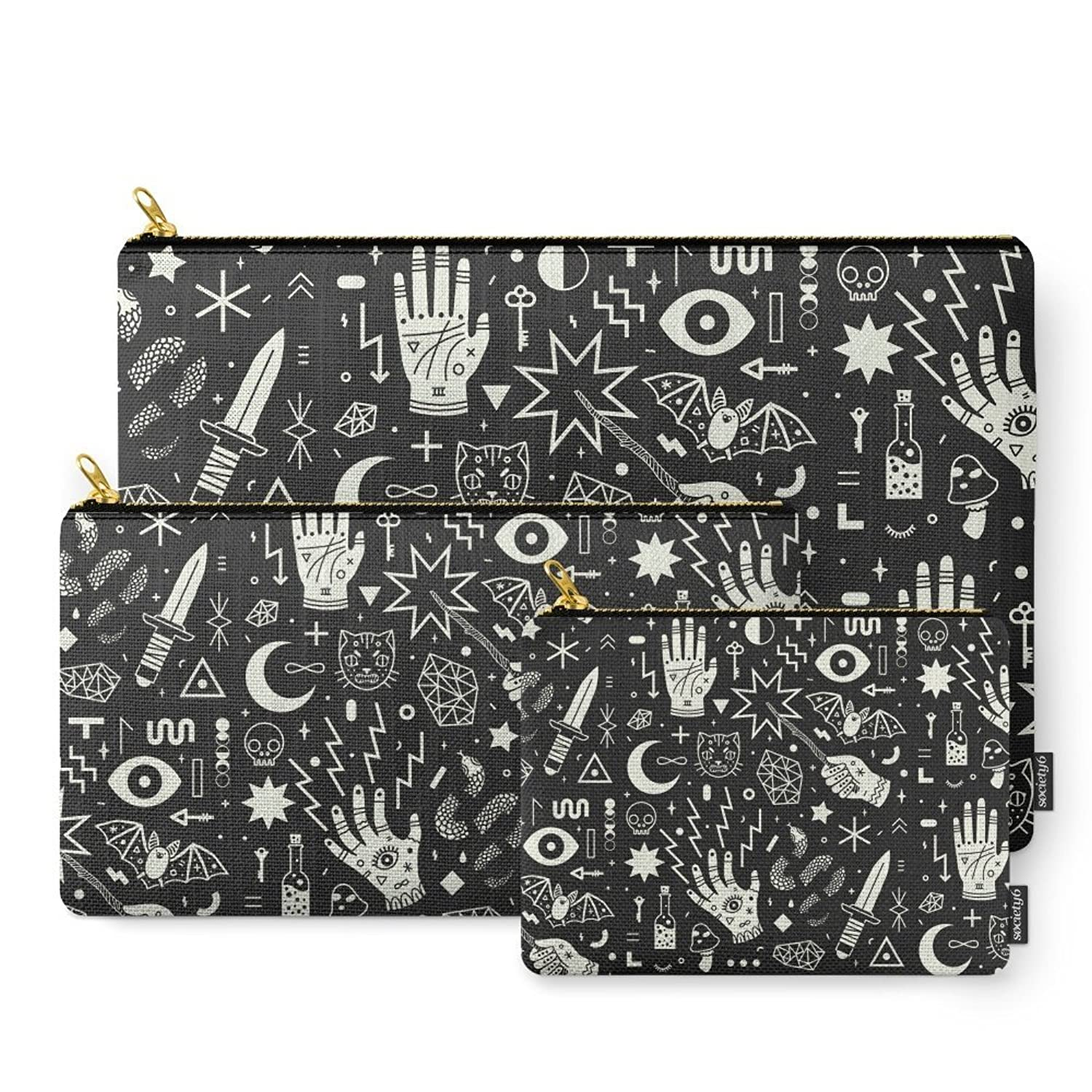Society6 Witchcraft Carry-All Pouch