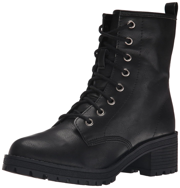 Madden Girl Women\u0027s Eloisee Combat Boot
