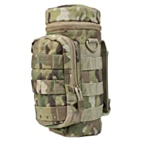 Condor Tactical H2O Hydration Pouch Cool Water Bottle MOLLE Holder MultiCam Camo