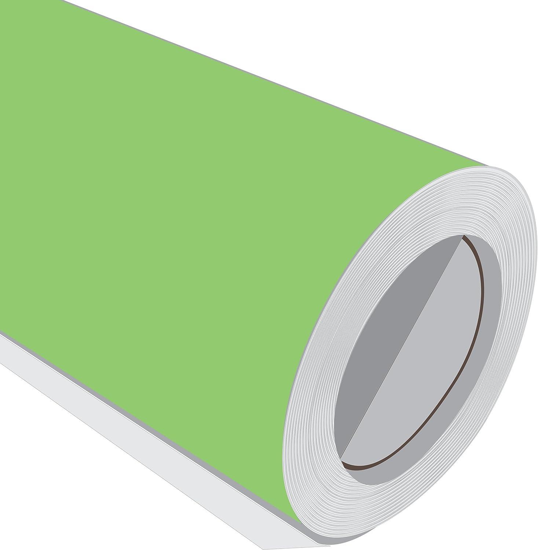 10 Metre (10 m) rollo de HD Apple verde mate 610 mm de ancho Vinilo autoadhesivo: Amazon.es: Hogar