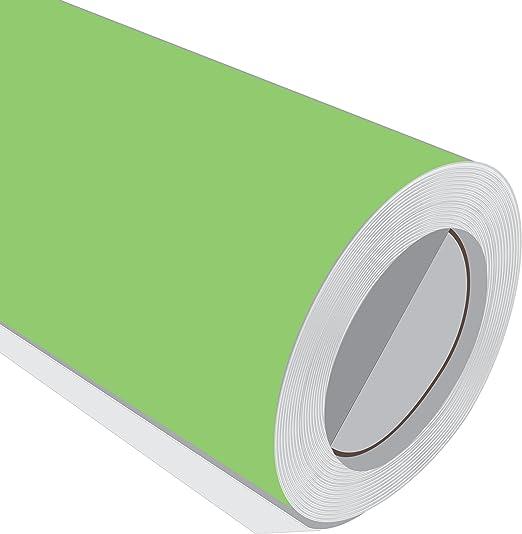 3 Metre (3 m) rollo de HD Apple verde mate 610 mm de ancho Vinilo ...
