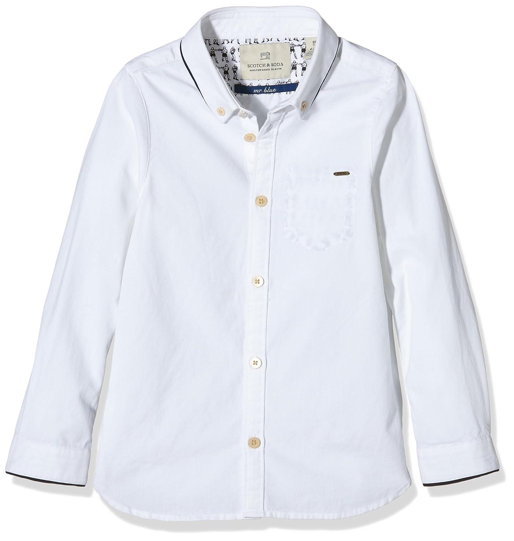 Scotch Shrunk Jungen Hemd Oxford Shirt