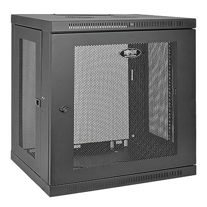 Bon Tripp Lite 12U Wall Mount Rack Enclosure Server Cabinet, 16.5u0026quot; Deep,  Switch
