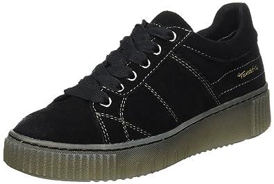 Tamaris 23721, Sneakers Basses Femme, Rouge (Merlot), 41 EU
