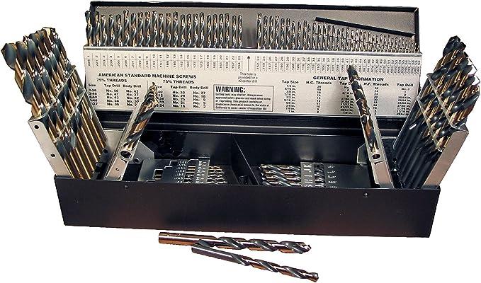 1 x 18 Viking Drill and Tool 53480 Type 952 Standard HSS Wood Auger Bit