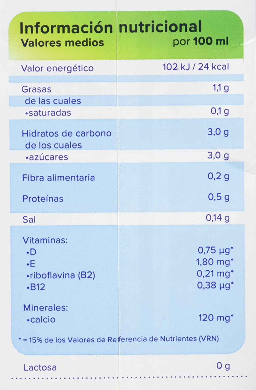 Alpro Central Lechera Asturiana Bebida de Almendra - Paquete de 8 x 1000 ml - Total: 8000 ml: Amazon.es: Alimentación y bebidas