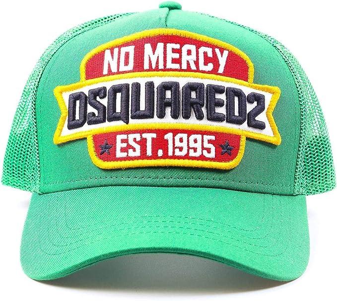 Dsquared2 - Gorra de béisbol, color verde: Amazon.es: Ropa y ...