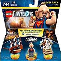 Warner Bros. Home Video Lego Dimensions Goonies Level Pack - Standard Edition