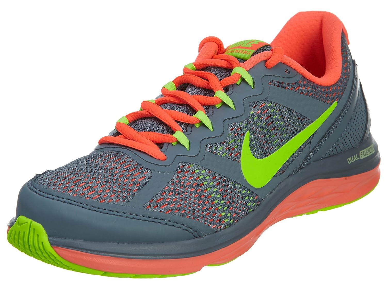 Nike Damen Wmn Dual Fusion Run 3 MSL Turnschuhe Schwarz