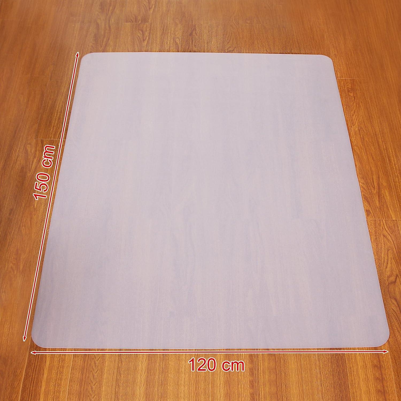 SONGMICS 120 x 150cm Protector Antideslizante para Suelos ...