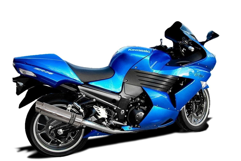 delkevic Kawasaki ZZR1400 ZX1400 Ninja 09 - 11 redonda 350 ...