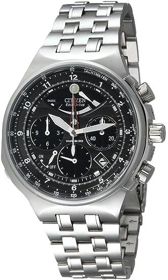 Citizen AV0031-59E - Reloj para hombres, correa de acero inoxidable: Amazon.es: Relojes