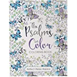 """The Psalms in Color"" Coloring Book"