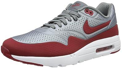 finest selection 2a4ee 2700f Nike Air Max 1 Ultra Moire, Herren Sneaker, Grau (Mtlc Cool Grey