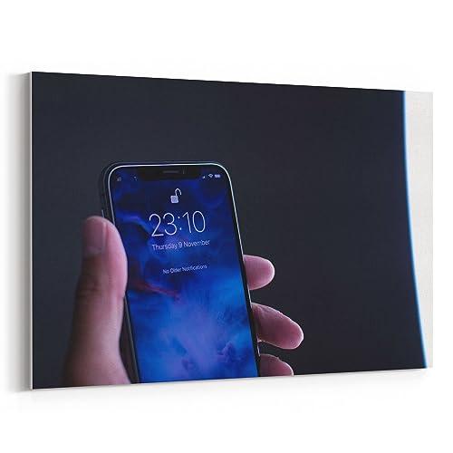 Amazon.com: Westlake Art - Canvas Print Wall Art - Gadget Electronic ...