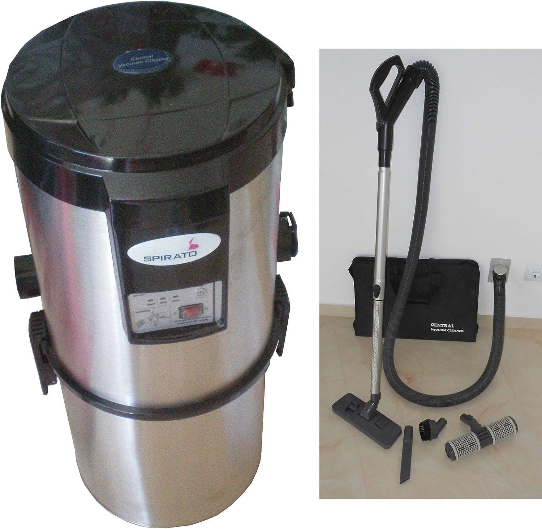Sistema de aspirador central, incluye accesorios de succión y ...