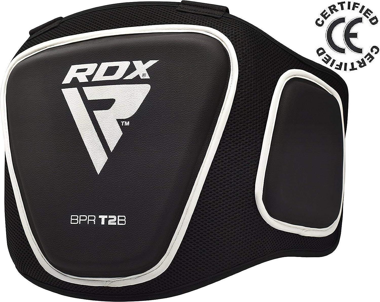 RDX MMA Boxeo Vientre Del Protección Cuerpo Para Pecho Peto Taekwondo (CE Certificado Aprobado por SATRA)