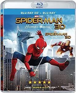 Spider-Man: Homecoming - 3D Blu-ray/Blu-ray/UltraViolet (Bilingual)