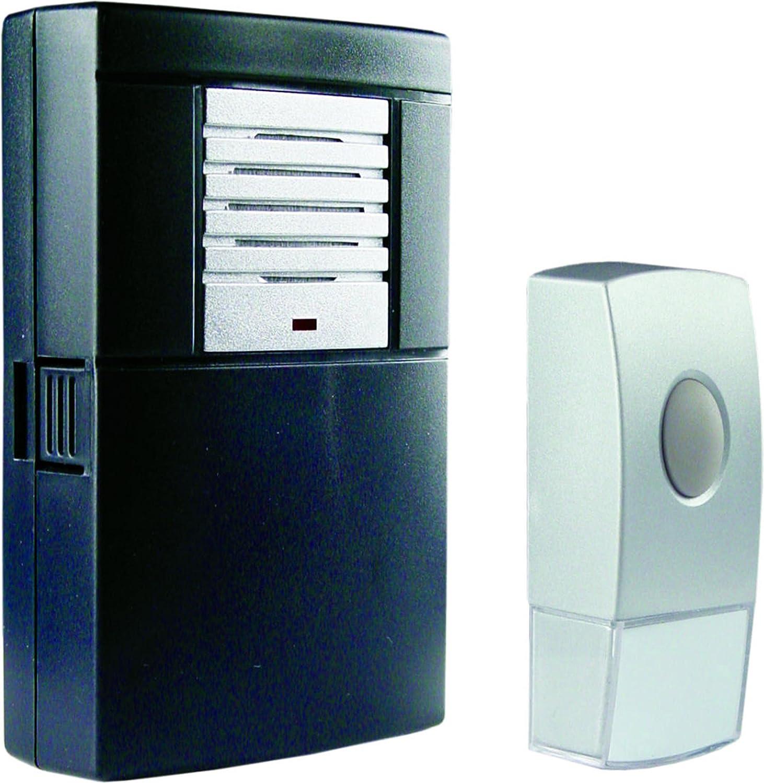 Elro DB200Z Carillon portable sans fil Brighton