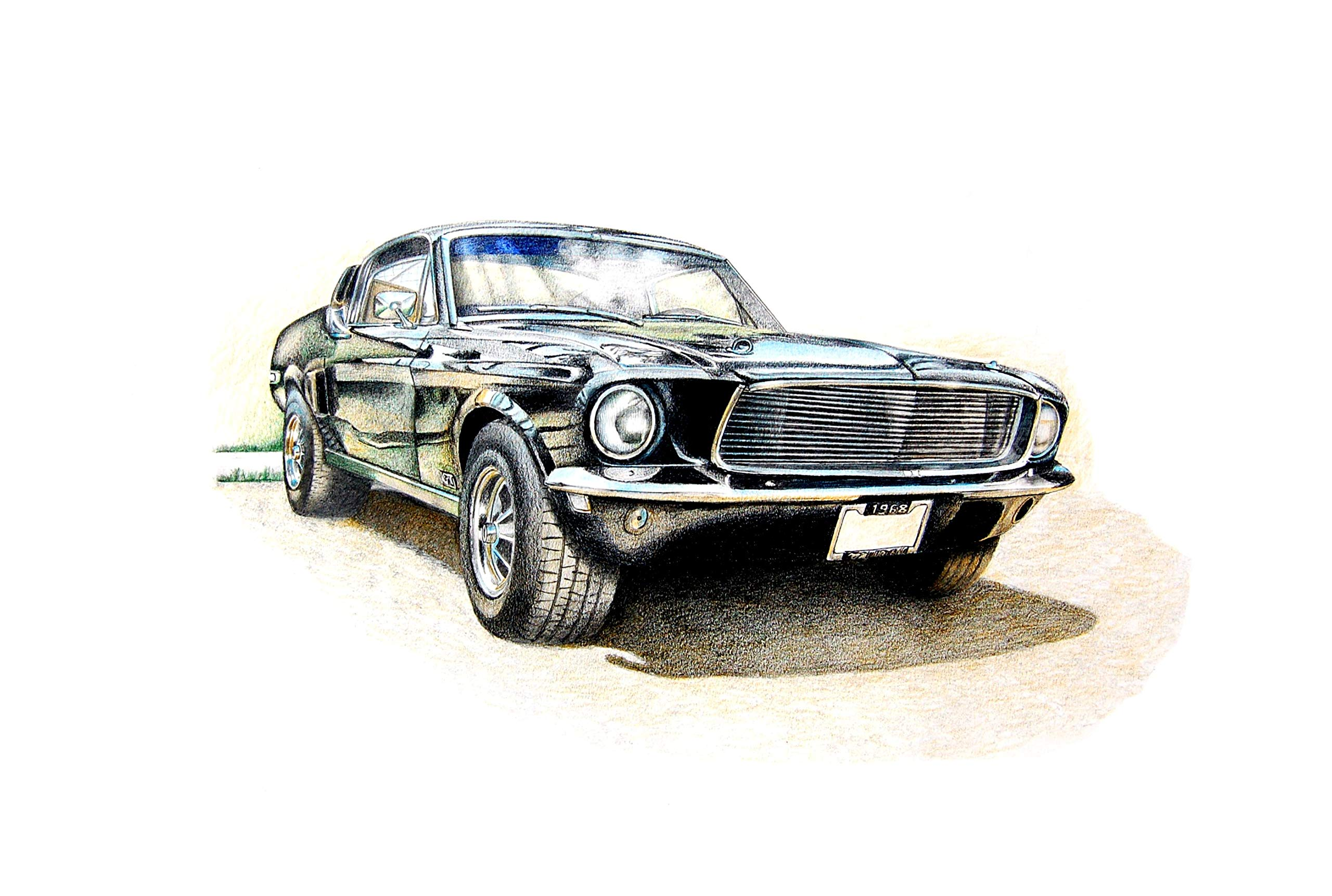 Ford Mustang GT by