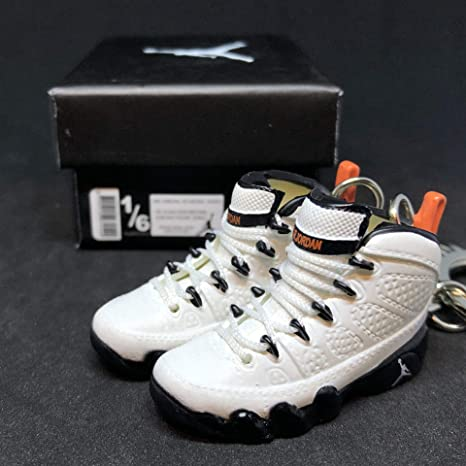 buy online 342c7 8187c Amazon.com : Pair Air Jordan IX 9 Retro Oregon State PE OG ...