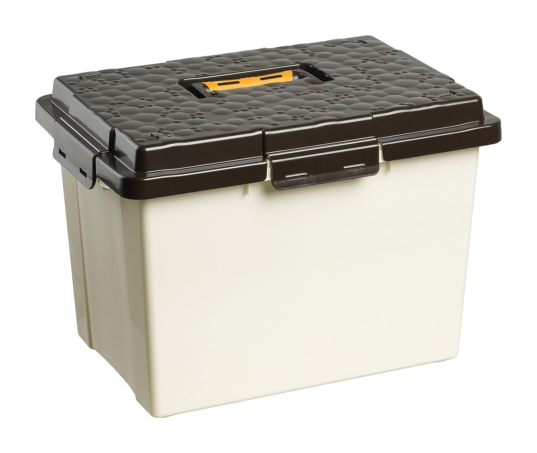 Rotho Carry Box, beige Inhalt ca. 19 l beige/braun 4551407715