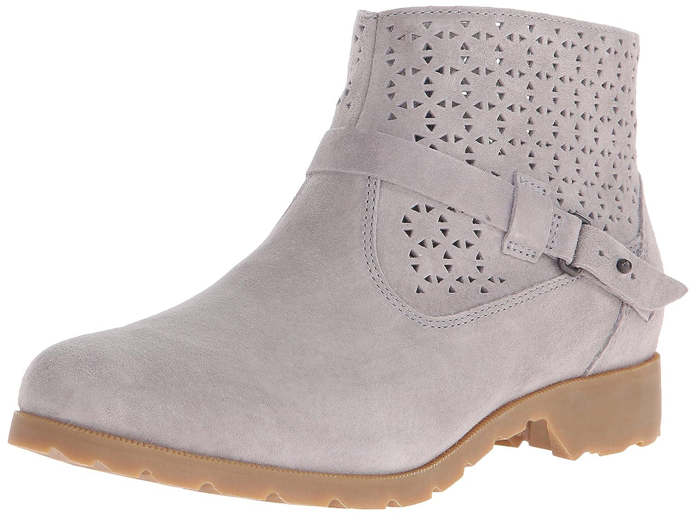 Teva Women's Delavina Ankle Bootie B00ZFM6HOQ 11 B(M) US|Grey