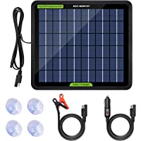 $26 » ECO-Worthy 12 Volts 5 Watts Solar Trickle Charger for 12V Batteries Portable Power Solar…