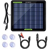 ECO-Worthy 12 Volts 5 Watts Solar Trickle Charger for 12V Batteries Portable Power Solar… photo