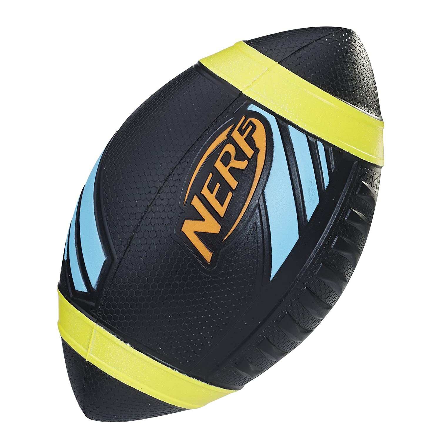 Nerf Sports Pro Grip Football (Black Football) B075LNDN97