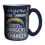 NFL San Diego Chargers Sculpted Spirit