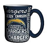 NFL San Diego Chargers Sculpted Spirit Mug, 17-ounce