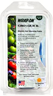 Wrap-On 51048 48 GRO-QUICK Soil Warming Cable 168 Watts 1.40 AMPS