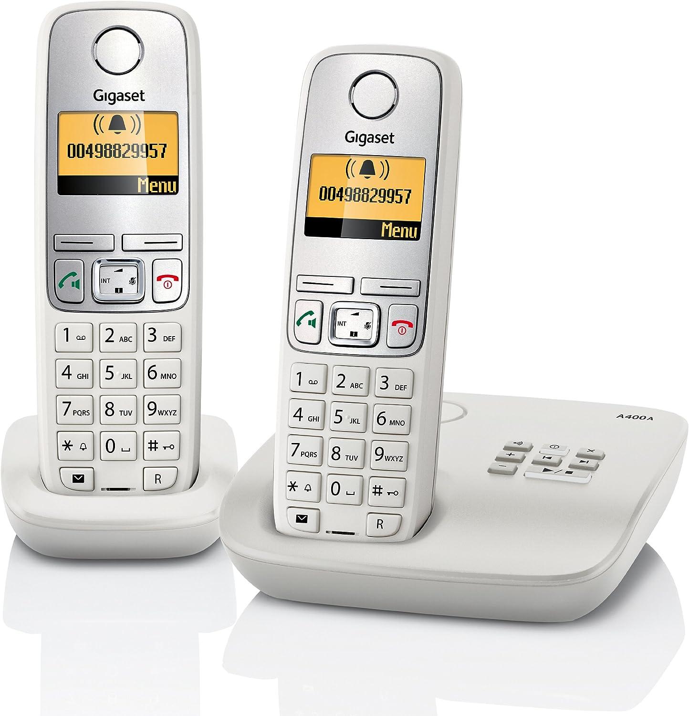 Gigaset A400a Duo Dect Schnurlostelefon Mit Elektronik