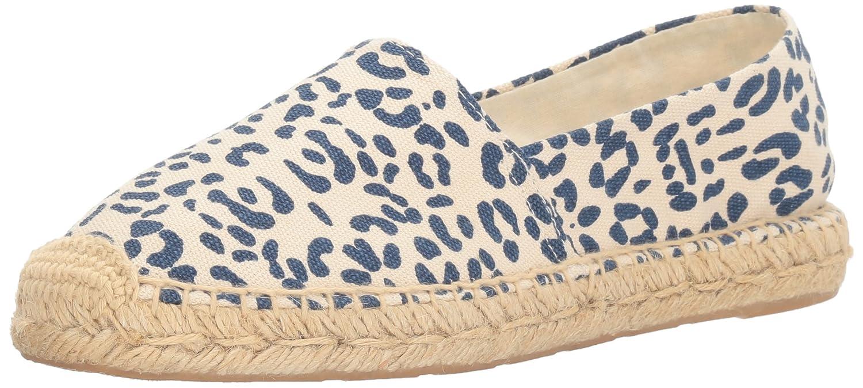Sam Edelman Women's Verona Loafer Flat B01M19Z08P 5.5 B(M) US White/Navy Cheetah Print